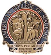 American College of SVRGEONS logo